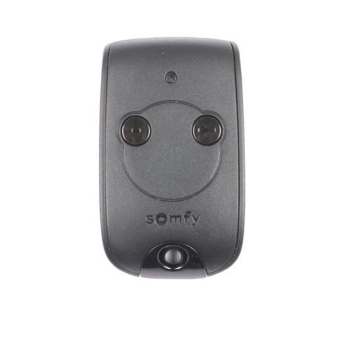 comment fonctionne une télécommande de portail Somfy